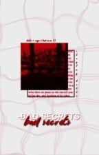 Nikki/Roman~ Bad Secrets by NikkiBear023