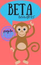 [BETA READERS] by projetoHELP