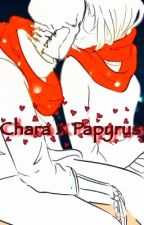 Chara x Papyrus by NoellaBerry