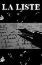 The list // La liste (mpreg) by suki86