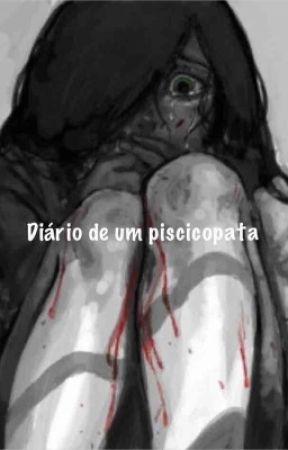 Diário de um piscicopata  by Ziza2003