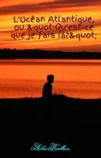"""L'Océan Atlantique, ou """"Qu'est-ce que je fais là?"""" by AlexBailleux"""