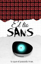 """""""EL TÍO SANS""""© Undertale; SansxFrisk by DtMnDx"""