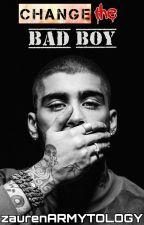 Change The Bad Boy//Zauren by zaurenARMYTOLOGY