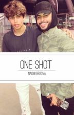 Adam Saleh and Harris J - One shot  by NaomiBedova