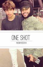 Adam Saleh and Harris J - One shot  by NaomiBedova