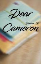 Dear Cameron ✏ by _Shadow_00