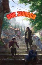 SnK Zodiacs [PL] by Amaii_chan