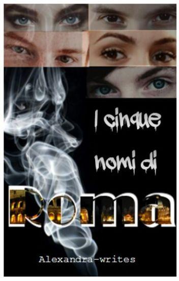 I cinque nomi di Roma
