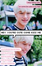 Hey! Cute. (Minhyuk) by ThePrincessOfTheDead
