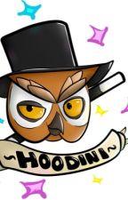 Hoodini's Randomness  by BitchImHoodini