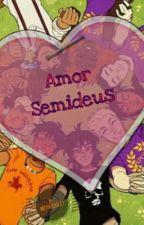 Amor Semideus by PatyWeasley
