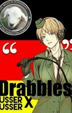 Drabbles usser x usser  by HetaliaFandom_