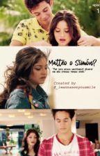 Matteo o Simón-Soy Luna by _iwannaseeyousmile
