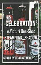 Victor x Yuri One Shot - Celebration by Steampunk_shadow