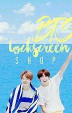 ♡ BTS Lockscreen Shop ♡ +HIATUS+  by chochu-