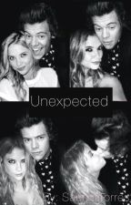 Unexpected (Harry Styles werewolf/vampire) by sabrinatorres2