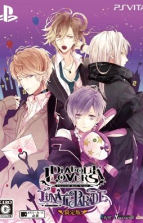 Diabolik Lovers x Readers Lemons and Scenarios - Shu Sakamaki x