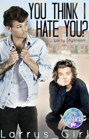 You Think I Hate You? (Larry Stylinson AU) Step Brothers by Larrys_Girl