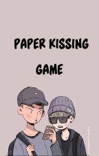 Paper Kissing Game  ║TaeGi║ by -WiskiSenpai-