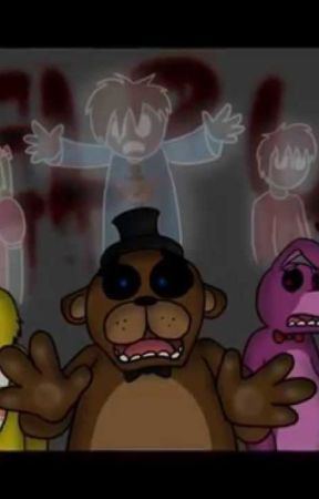 After The Murderers-A FNAF Story by TheDiamondStreak