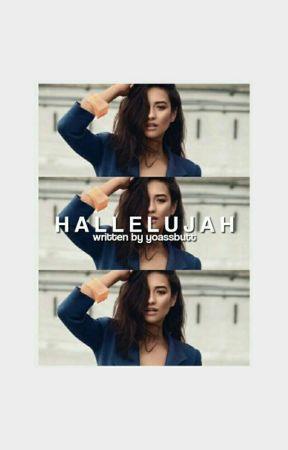 HALLELUJAH | D. WINCHESTER [1] ✔ by yoassbutt