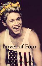 Lover of Four (A 1D fan fiction) mpreg by BabyNandosxx