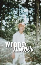 Wrong Number // BTS Jungkook by k16b13