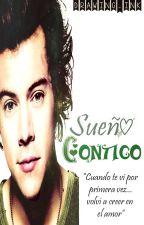 Sueño Contigo |Harry Styles y tú| Editando by drawing-ink