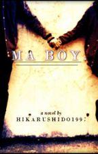 Ma Boy [B2ST: Kikwang Fan Fiction] by Bulletproof_YS