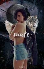 Mute by auciana