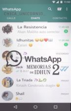Wasap Memorias de Idhún 2 by chica_unicornio_