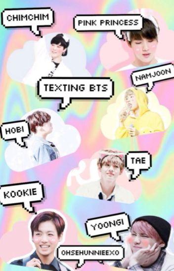 Texting BTS { Bangtan Boys } - 오세훈 - Wattpad