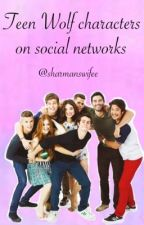 Teen Wolf - sociální sítě CZ by sharmanswifee