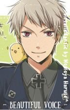 ~ Prussia x male!sensitive!mute!Reader ~ Lemon ~ Beautiful Voice ~ by momoyaharuse