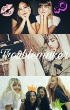 Troublemaker | Jennie x Lisa by aesteticblue