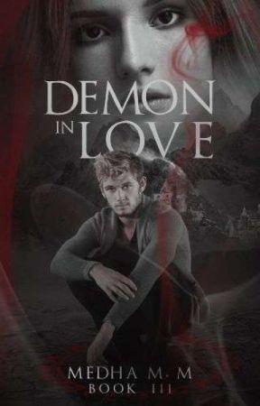 Demon in Love (Dark Choices #3)✔ by fallen_angelinluv