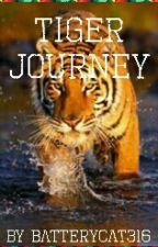 Tiger Journey [SHORT STORY] by BatteryCat316
