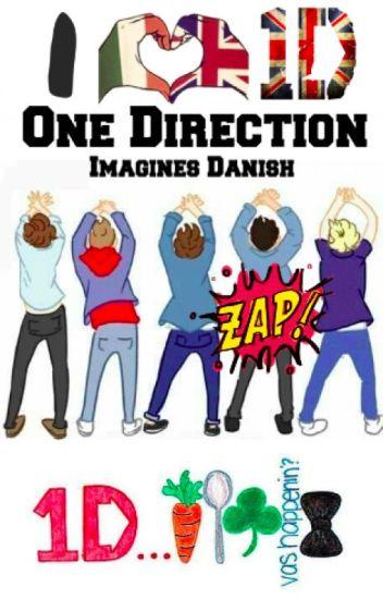 One Direction Imagines (Danish) *Pause*