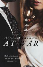 Billionaires At War by LouisaDiamond