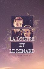 La Loutre et le Renard by HeilenBlack