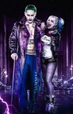 Любовь Джокера и Харли Квинн by clown-prince
