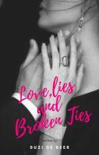 Love, Lies and Broken Ties(Loving a BIllionaire Series Book 2) by Suzidebeer