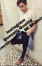 Instagram Gonzalo Goette Y Tu by Vaaleeen20