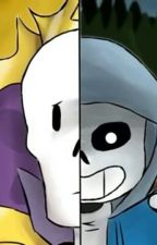 Brother of Evil-Undertale ( One-shot) by LaLa_Amazing_S2