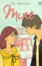 MINE by milaxn