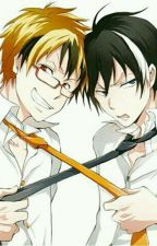 {Servamp} Jekyll and Hyde (Yaoi Or BoyXBoy) by hoshizora27