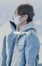 shades of blueㅣhoseok by j-eongguk
