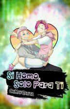 Sí homo, sólo para ti. || FedexFélix by -MaiaMieyo-
