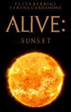 Alive: Sunset (Khepri's POV) by ElisaBerrugi